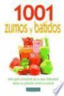 1001 zumos y batidos