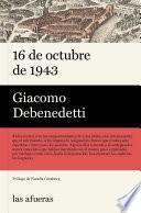 16 de octubre de 1943