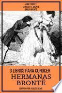 3 Libros para Conocer Hermanas Brontë