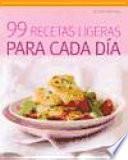 99 recetas ligeras para cada día