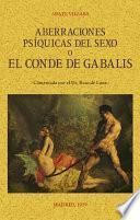 Aberraciones psíquicas del sexo o El Conde de Gabalis (charlas acerca de las ciencias secretas)