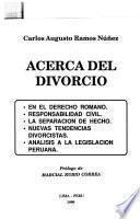 Acerca del divorcio