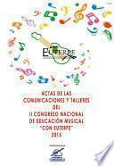 Actas Congreso Educación Musical ConEuterpe16