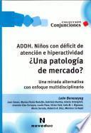 ADDH.Niños con déficit de atención e hiperactividad