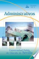 Administrativo de la Universidad Pablo de Olavide de Sevilla. Temario. Volumen Ii.ebook