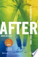 After 0. Antes de ella (serie After 0) Edición colombiana