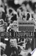 After Esquipulas
