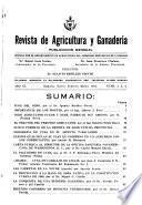 Agricultura y Ganaderǐa