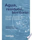 Agua, residuos y territorio