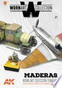 AK4902 - WORN ART: MADERAS