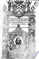 Al buen genio encomienda sus Discursos historicos de la mui noble i m[u]i leal ciudad d[e] Murcia