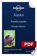 Alaska 1_1. Preparación del viaje