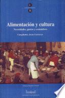 Alimentación y cultura
