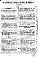 Almanaque politico y literario de la Iberia