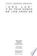 Ama Lur y el País Vasco de los años 60
