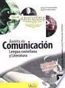 Ámbito de comunicación, lengua castellana y literatura, nivel I