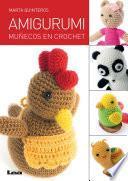 Amigurumi, muñecos con crochet