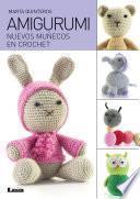 Amigurumi, nuevos muñecos en crochet
