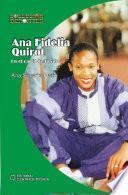 Ana Fidelia Quirot. En el carril de la vida