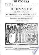 Anales de la Corona de Aragon compuestos por Geronimo Curita Chronista de dicho reyno... Va anadida de nuevo, en esta impresion, en el ultimo tomo, una Apologia de Ambrosio de Morales, con un parecer del Doctor Juan Paez de Castro, todo en defensa de estos anales