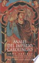 Anales del Imperio carolingio