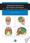 Anatomía interactiva del sistema locomotor. Volumen II: Cabeza, cuello y tronco, y miembro inferior (CD-ROM + Folleto)