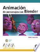 Animación de personajes con Blender