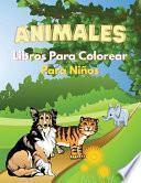 Animales Libros Para Colorear Para Niños