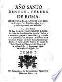 Año Santo dentro y fuera de Roma