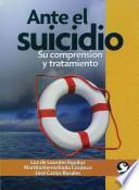 Ante el Suicidio