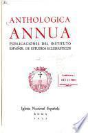 Anthologica annua