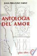 Antología del amor