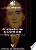 Antología poética de Andrés Bello