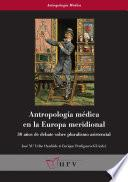 Antropología médica en la Europa meridional