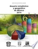Anuario estadístico y geográfico de México 2014