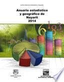 Anuario estadístico y geográfico de Nayarit 2014