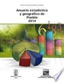 Anuario estadístico y geográfico de Puebla 2014