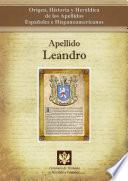 Apellido Leandro