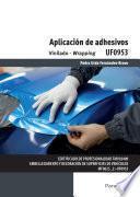 Aplicación de adhesivos
