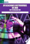 Aplicaciones distribuidas en Java con tecnología RMI