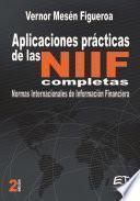 Aplicaciones prácticas de las NIIF
