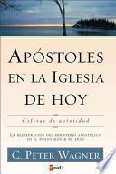 Apóstoles en la Iglesia de Hoy