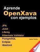 Aprende OpenXava con ejemplos