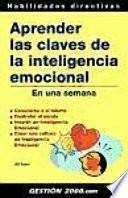 Aprender las claves de la inteligencia emocional en una semana