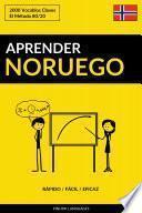 Aprender Noruego - Rápido / Fácil / Eficaz
