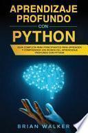 Aprendizaje profundo con Python