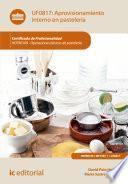 Aprovisionamiento interno en pastelería. HOTR0109