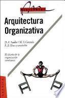 Arquitectura Organizativa