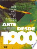Arte desde 1900