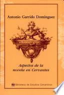 Aspectos de la novela en Cervantes